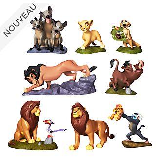 Disney Store Coffret deluxe de figurines Le Roi Lion