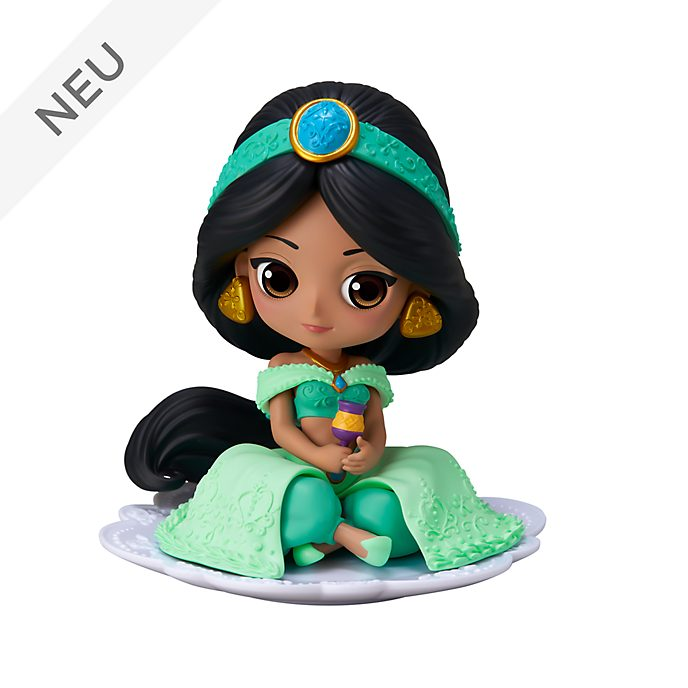 Banpresto - Prinzessin Jasmin - Q Posket Figur