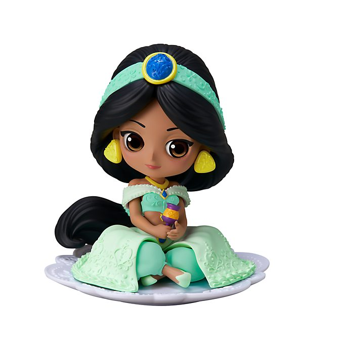 Banpresto figurita Q Posket pastel princesa Jasmine
