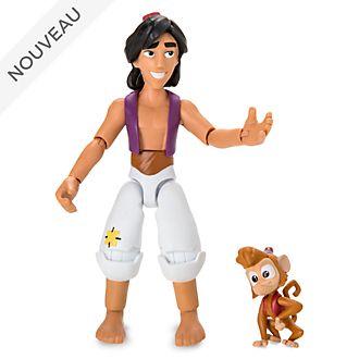 Disney Store Figurine Aladdin articulée, Disney ToyBox