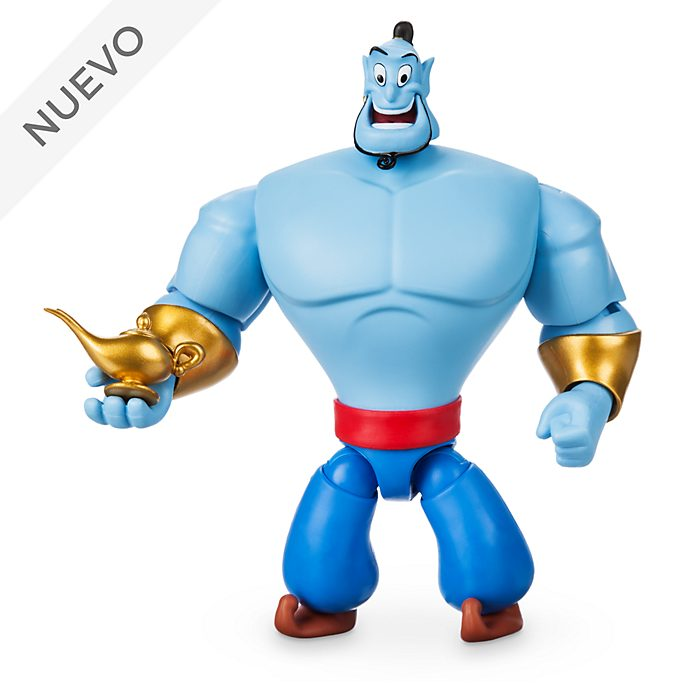 Figura acción Genio, Disney Toybox, Disney Store