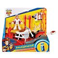 Imaginext Duke Caboom Stunt Playset, Toy Story 4