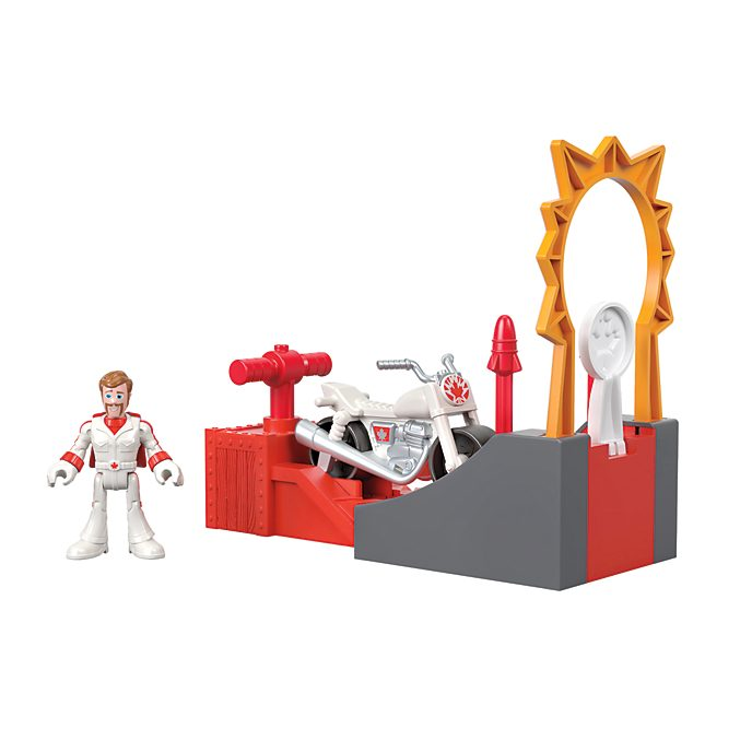 Set da gioco acrobatico Duke Caboom, Toy Story 4 Imaginex
