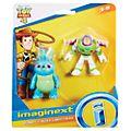 Figuras de acción Buzz Lightyear y Bunny, Toy Story4, Imaginext
