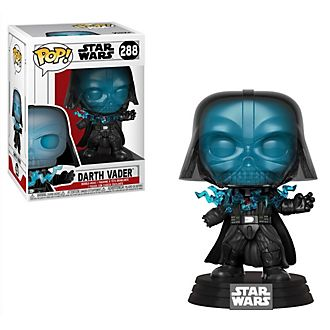Funko Figurine Dark Vador Pop! phosphorescente exclusiveen vinyle