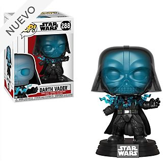 Figura de vinilo Pop! exclusiva Darth Vader que brilla en la oscuridad, Funko