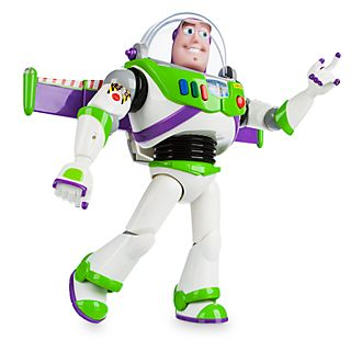 Disney Store Buzz Lightyear Talking Action Figure