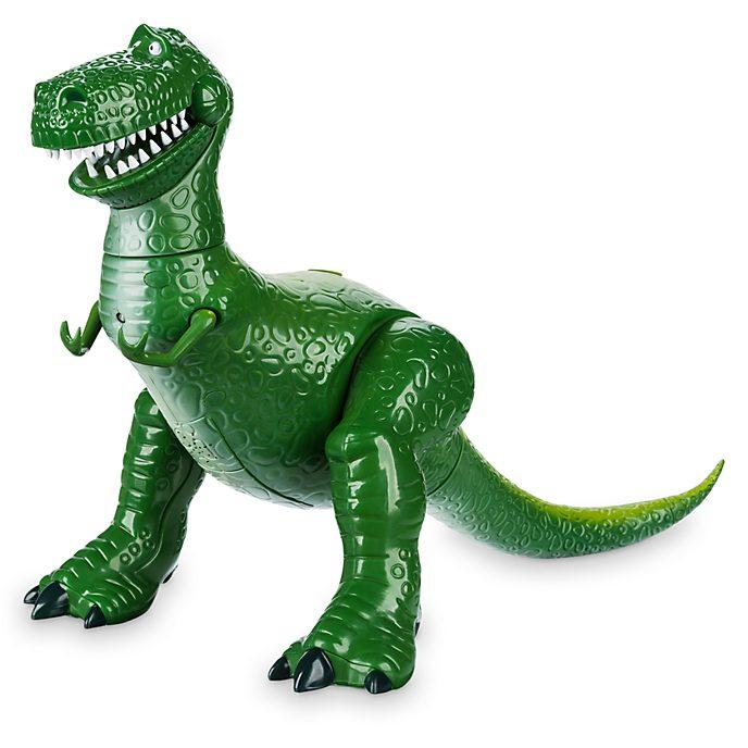 Disney Store Figurine Rex articulée parlante