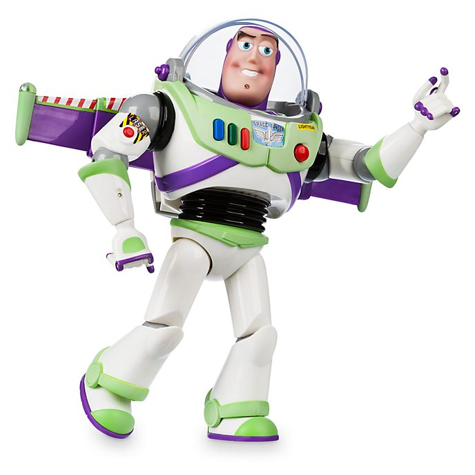 Action figure parlante in edizione speciale Buzz Lightyear Disney Store