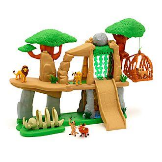 Set juego Tierras del Reino, El Rey León, Disney Store