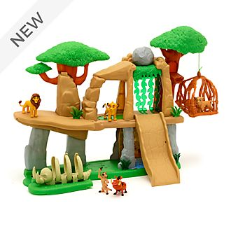 Disney Store The Lion King Pride Lands Playset