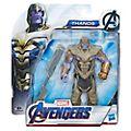 Figura acción guerrero lujo Thanos, Hasbro