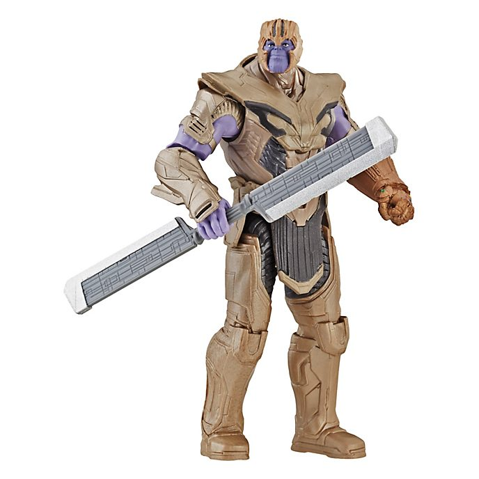 Action figure guerriero deluxe Hasbro Thanos