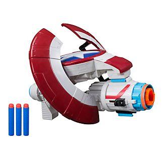 Hasbro Bouclier de Captain America Nerf Assembler Gear, Avengers: Endgame