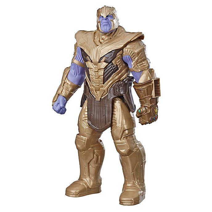 Hasbro Thanos Titan Hero Power FX Action Figure, Avengers: Endgame