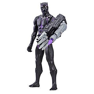 Hasbro Figurine Black Panther articulée Titan Hero Power FX
