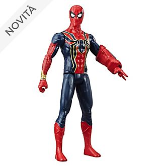 Action figure serie Titan Hero Power FX Iron Spider Hasbro