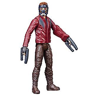 Hasbro, figura acción Star Lord, Titan Hero Power FX