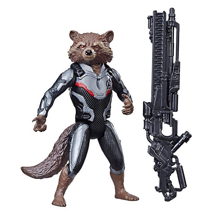 Hasbro Figurine Rocket Raccoon articulée Titan Hero Power FX