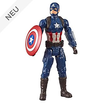 Hasbro - Captain America - Titan Hero Power FX - Actionfigur