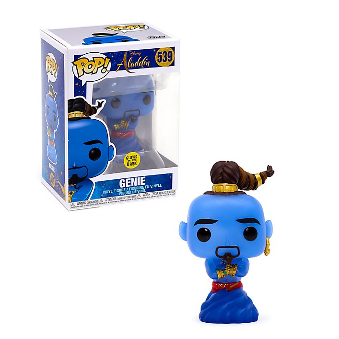 Funko Genie Glow-in-the-Dark Exclusive Pop! Vinyl Figure