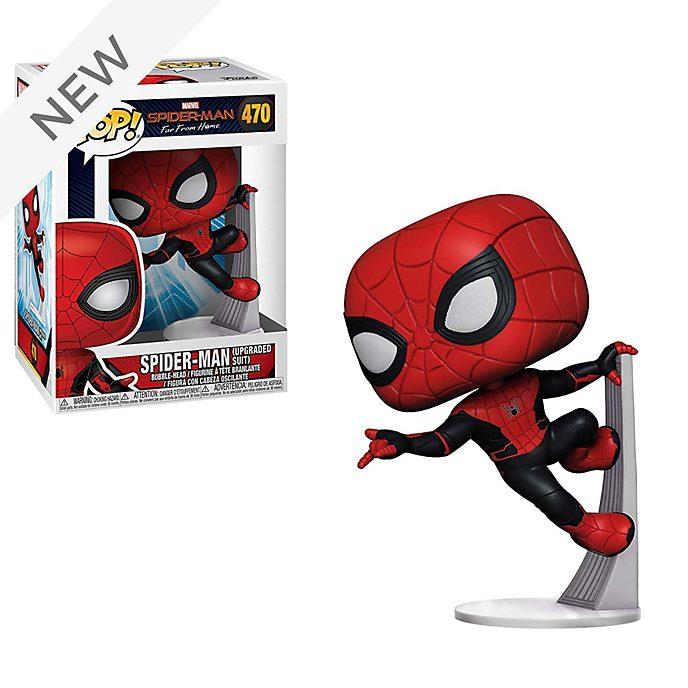 Funko Spider-Man Upgraded Suit Pop! Vinyl Figure