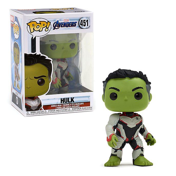 Personaggio in vinile Hulk serie Pop! di Funko, Avengers: Endgame