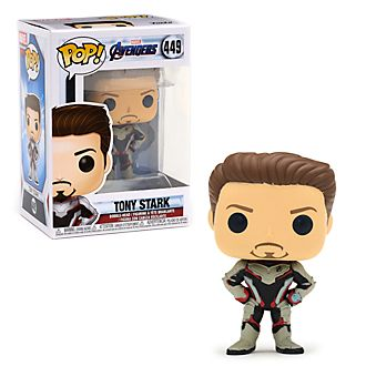 Figura de vinilo Tony Stark, Vengadores: Endgame, Pop!, Funko