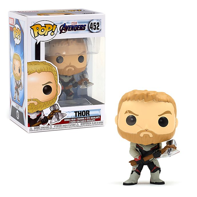 Funko - The Avengers: Endgame - Thor - Pop!Vinylfigur