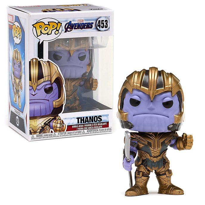 Figura de vinilo Thanos, Vengadores: Endgame, Pop!, Funko