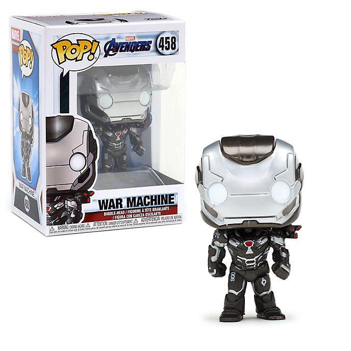 Funko Figurine War Machine Pop! Figurine en vinyle, Avengers: Endgame