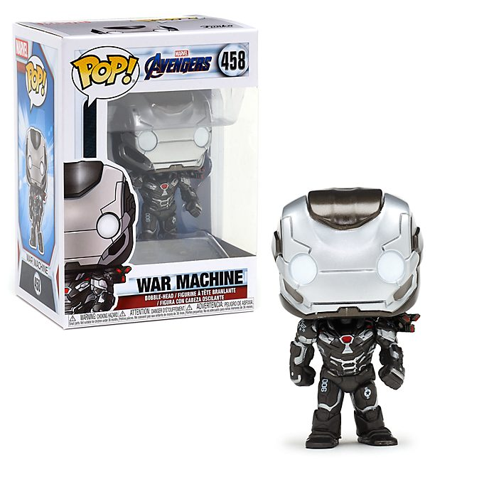 Figura de vinilo Máquina de Guerra, Vengadores: Endgame Pop!, Funko
