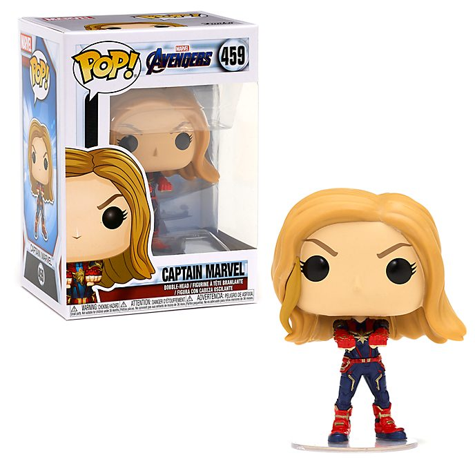 Funko Figurine Captain Marvel Pop! Figurine en vinyle, Avengers: Endgame
