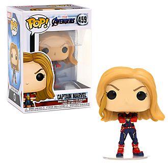 Figura de vinilo Capitana Marvel, Vengadores: Endgame, Pop!, Funko