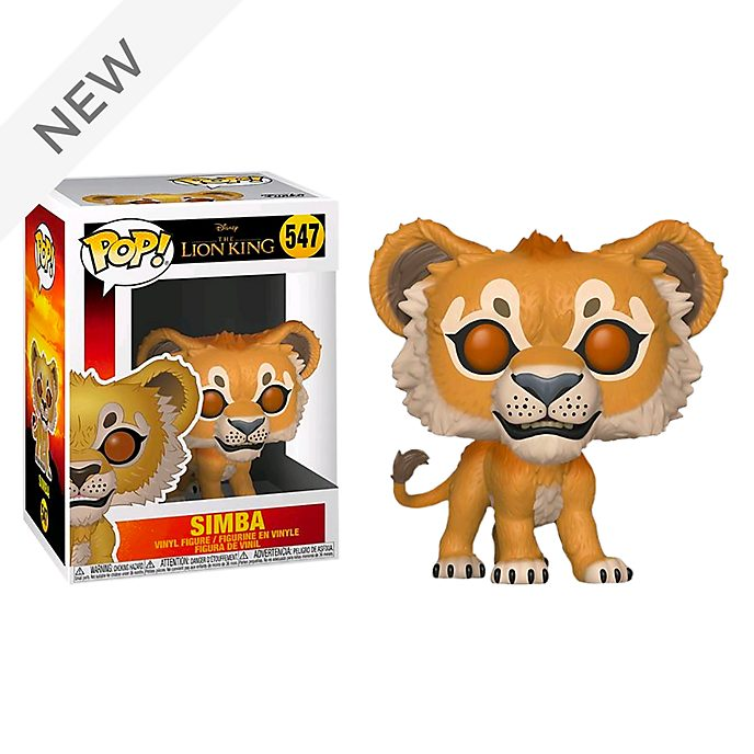 Funko Simba Pop! Vinyl Figure, The Lion King
