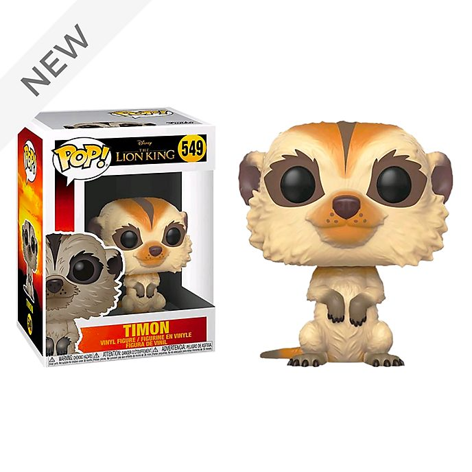 Funko Timon Pop! Vinyl Figure, The Lion King