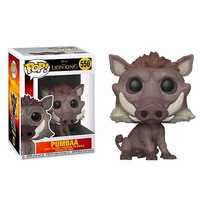Personaggio in vinile Pumbaa serie Pop! di Funko, Il Re Leone