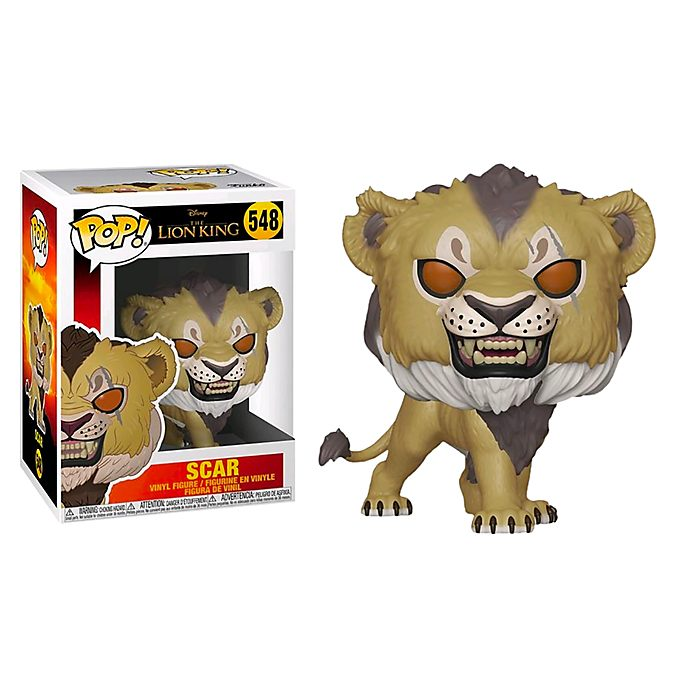 Funko Scar Pop! Vinyl Figure, The Lion King
