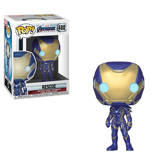Funko Rescue Pop! Vinyl Figure, Avengers: Endgame