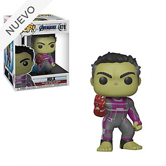 Figura de vinilo Hulk con nanoguantelete, Vengadores: Endgame, Funko Pop!