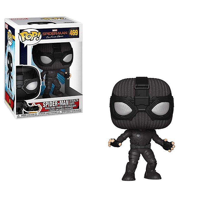 Figura Pop! vinilo Spider-Man con traje de sigilo, Funko