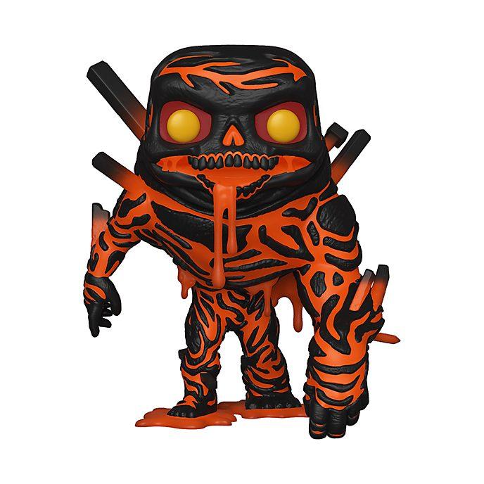 Personaggio in vinile Molten Man serie Pop! di Funko, Spider-Man: Far From Home