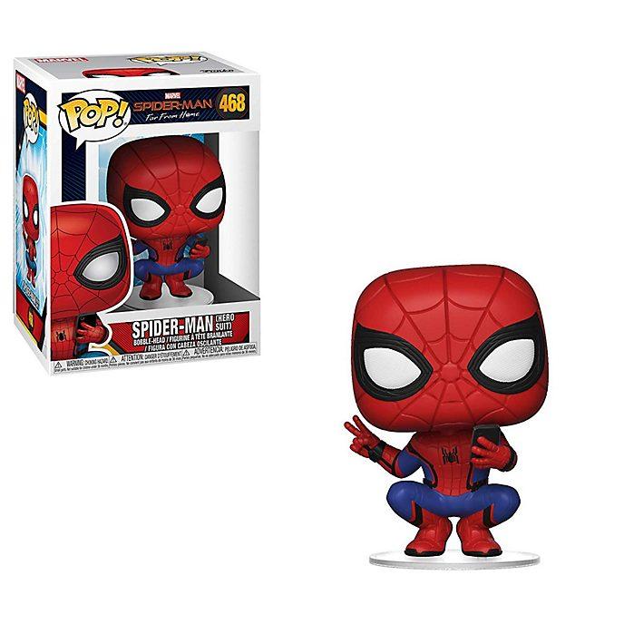 Funko Spider-Man Hero Suit Pop! Vinyl Figure