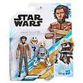 Action figure Hasbro Jarek Yeager e Bucket (R1-J5) Star Wars Resistance