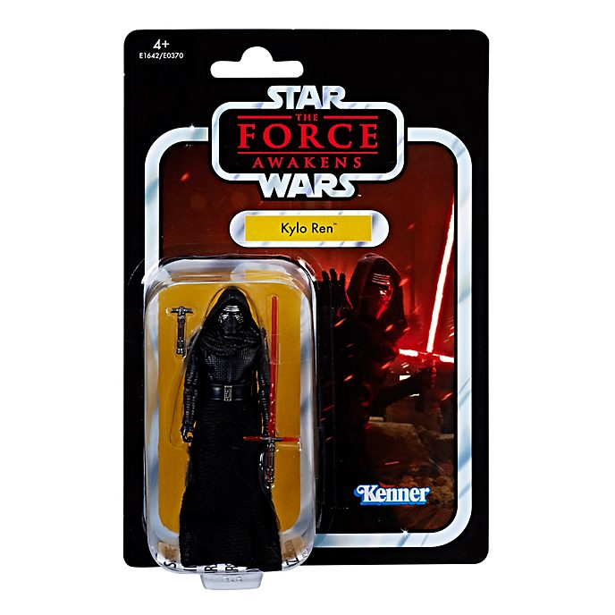 Hasbro Kylo Ren Action Figure, Star Wars