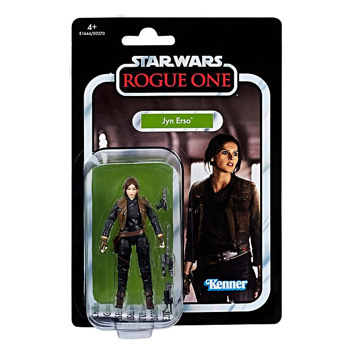 Hasbro Jyn Erso Action Figure, Star Wars