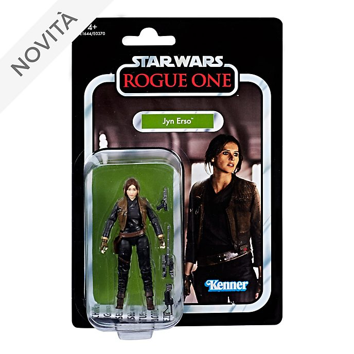 Action figure Jyn Erso Star Wars Hasbro