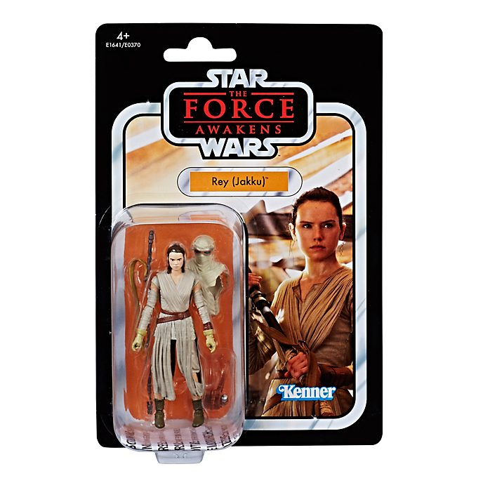 Hasbro Figurine Rey articulée, Star Wars