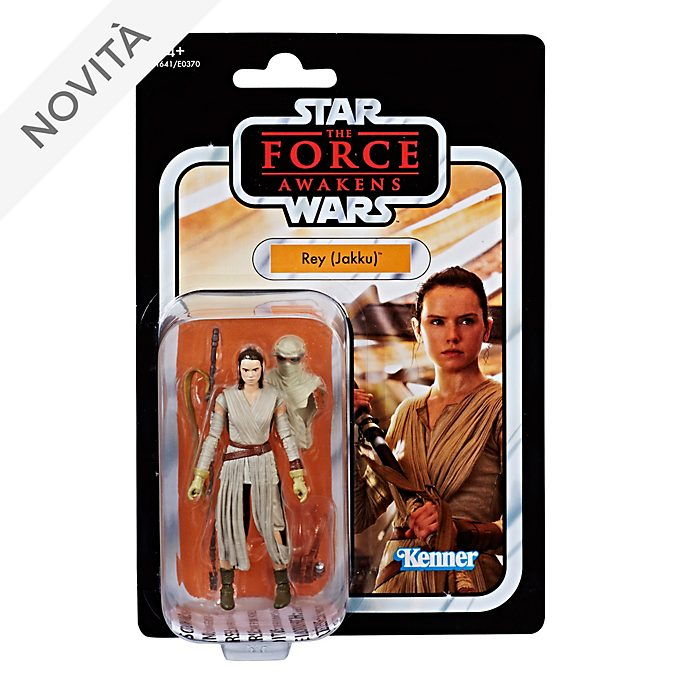 Action figure Rey Star Wars Hasbro