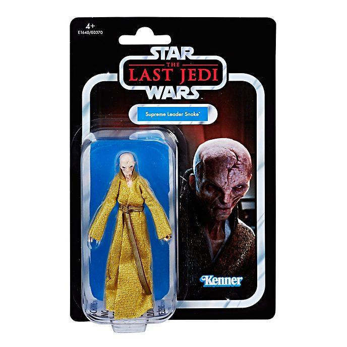 Action figure Leader Supremo Snoke Star Wars Hasbro